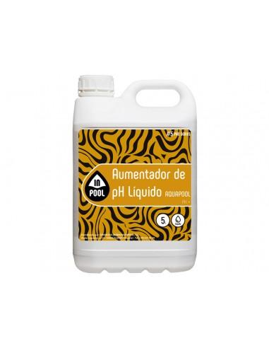 Incrementador de pH Líquido INPOOL 5 Litros