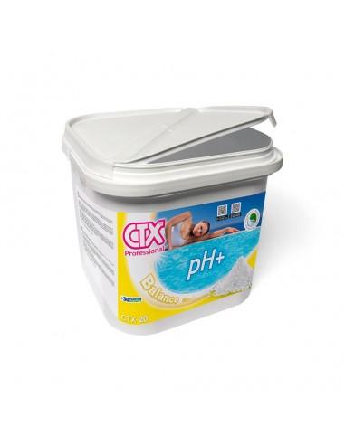Incrementador de pH Granulado CTX-20