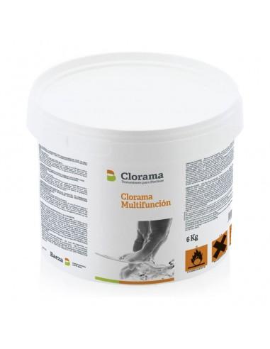 Cloro en Tabletas Multifunción CLORAMA 5kg
