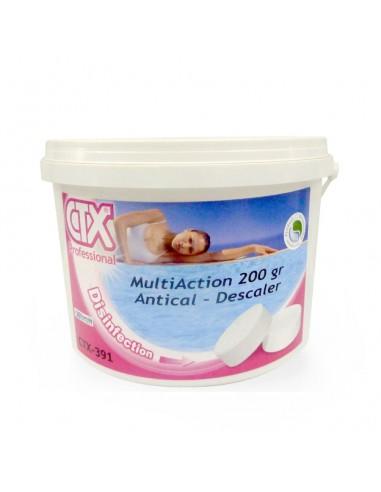 Multiacción + Antical en Pastillas 200g CTX-391