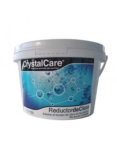 Reductor de Cloro CrystalCare 5kg