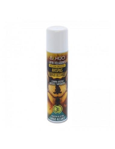 Insecticida Avispas de Largo Alcance 520CC AKHUO