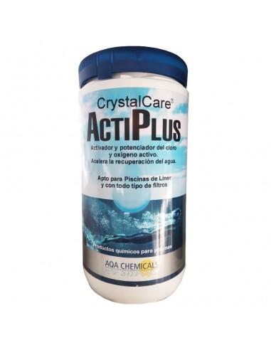 ActiPlus Activador de Cloro y Bromo Crystal Care 1kg