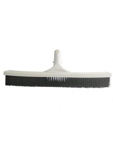 Cepillo Recto 300 MM para Piscinas Fijación por CLIP 01405