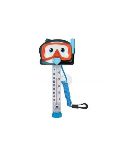 Termómetro para Piscina con forma de Pinguino Kokido