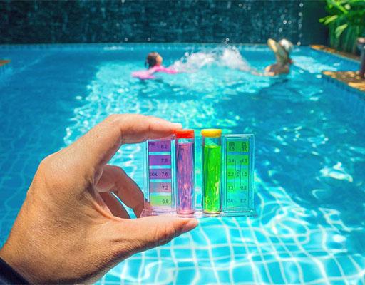 Kit medición de ph piscinas
