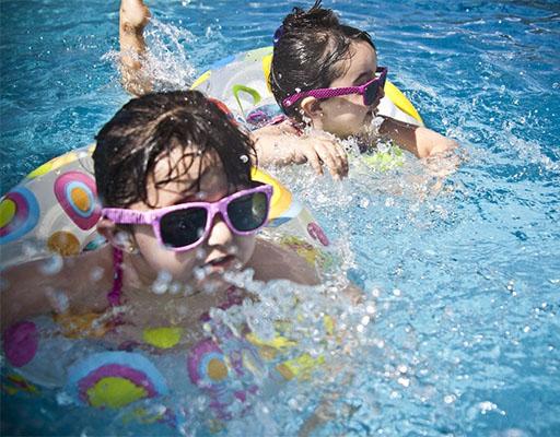 Bromo para piscinas